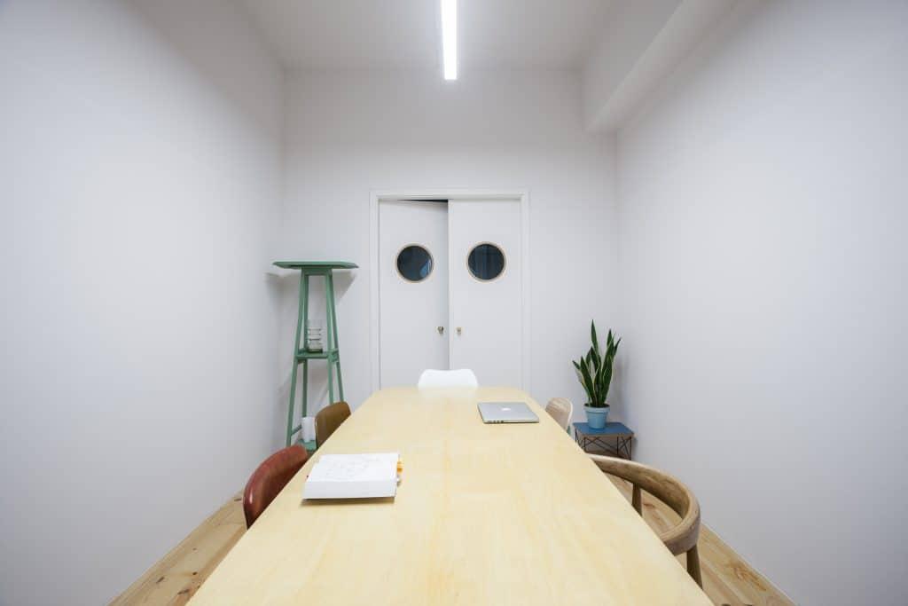 Armazém Cowork - Sala de Reuniões